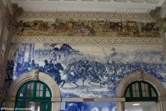 porto - La gare de Sao Bento